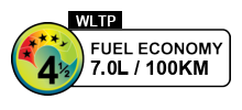 7 litres/100km